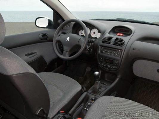 Львиная доля / тест-драйв Peugeot 206 Sedan