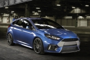 Подробности о новом Ford Focus RS