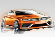 Volkswagen представит в Шанхае концепт CrossBlue Coupe