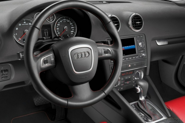 Назад, к природе / Тест-драйв Audi A3