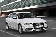 Затраты на содержание универсала Audi A4