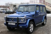Mercedes-Benz G-Class: тот самый «Гелик»