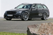 Тюнинг Mercedes-Benz C63 AMG Estate
