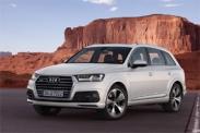 В России начались продажи Audi Q7 с 2.0- литровым мотором
