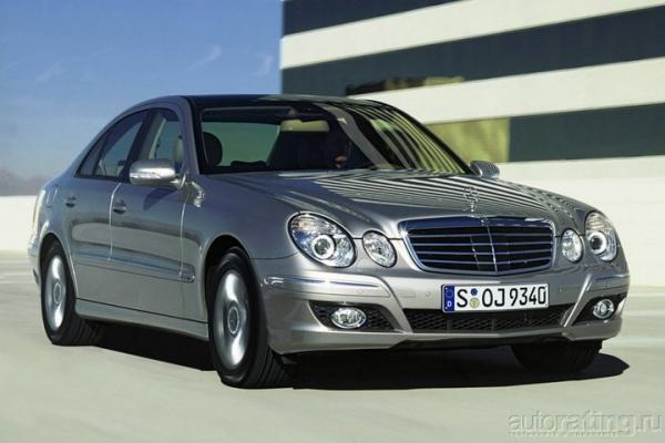 Тест-драйв Mercedes-Benz E-class E 200 K