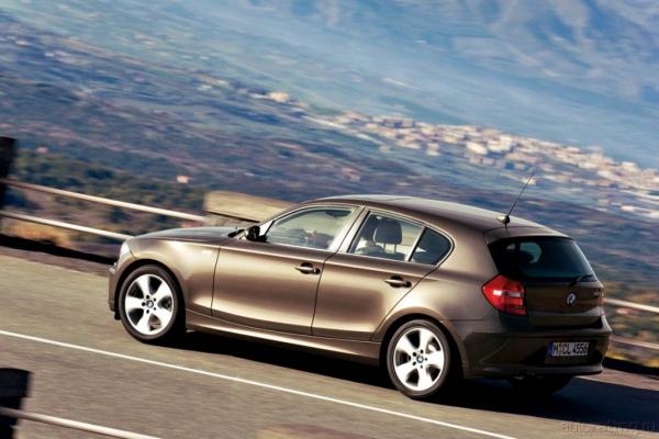 Вторая первая / Тест-драйв BMW 1-й Серии