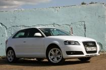 Тест-драйв Audi A3: характер молодежный