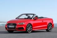 Рублевые цены на обновленный кабриолет Audi A3