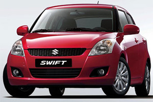 Подробности о новом Suzuki Swift