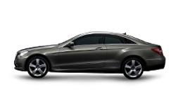 Mercedes-Benz-E-сlass coupe-2009