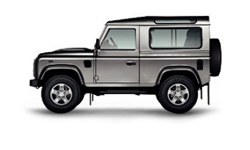 Land Rover Defender 90 (2008)
