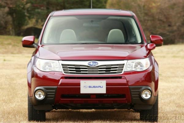 Вдоль или поперек / Тест-драйв Honda CR-V и Subaru Forester