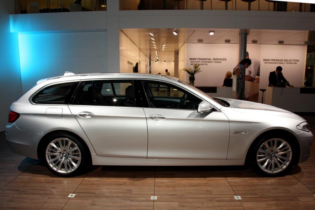 BMW 5 series Wagon