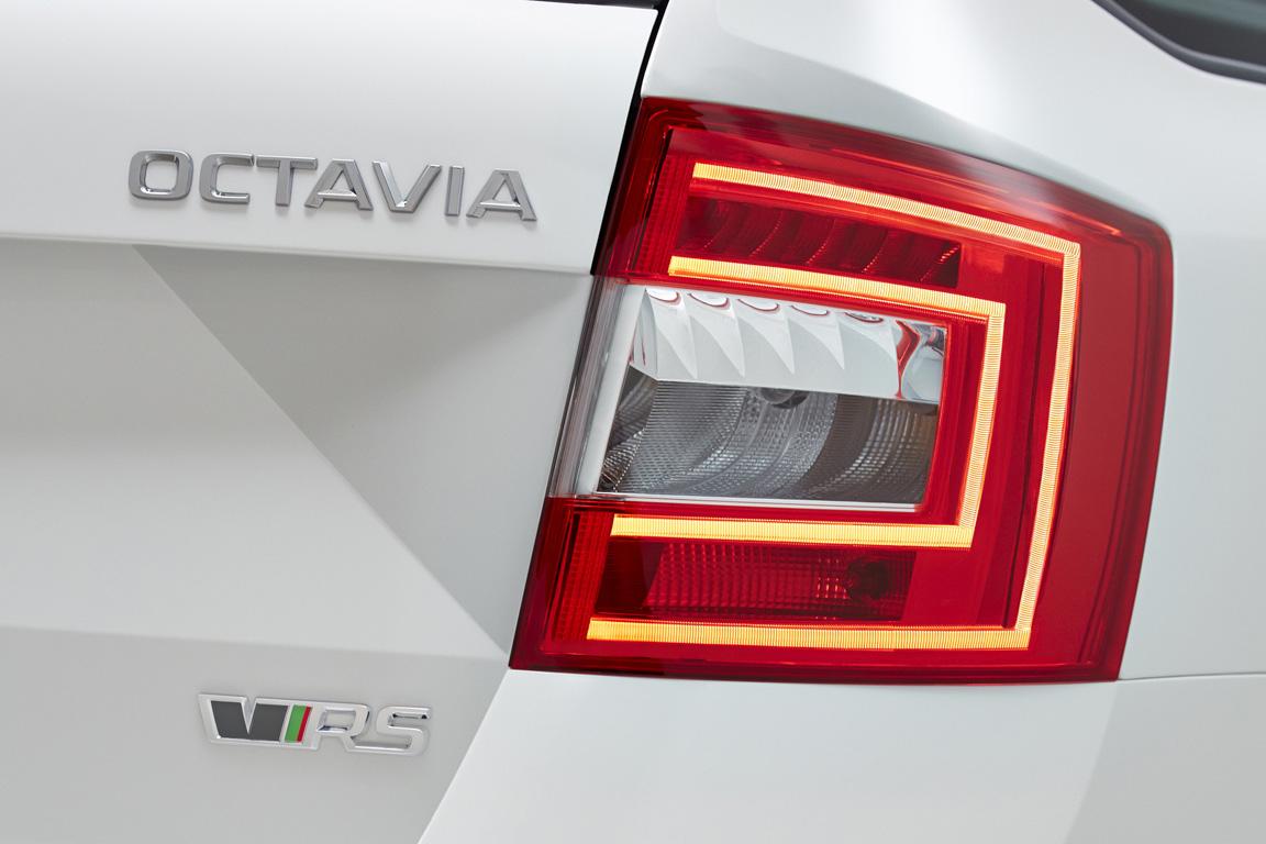 Skoda Octavia RS Combi 2013