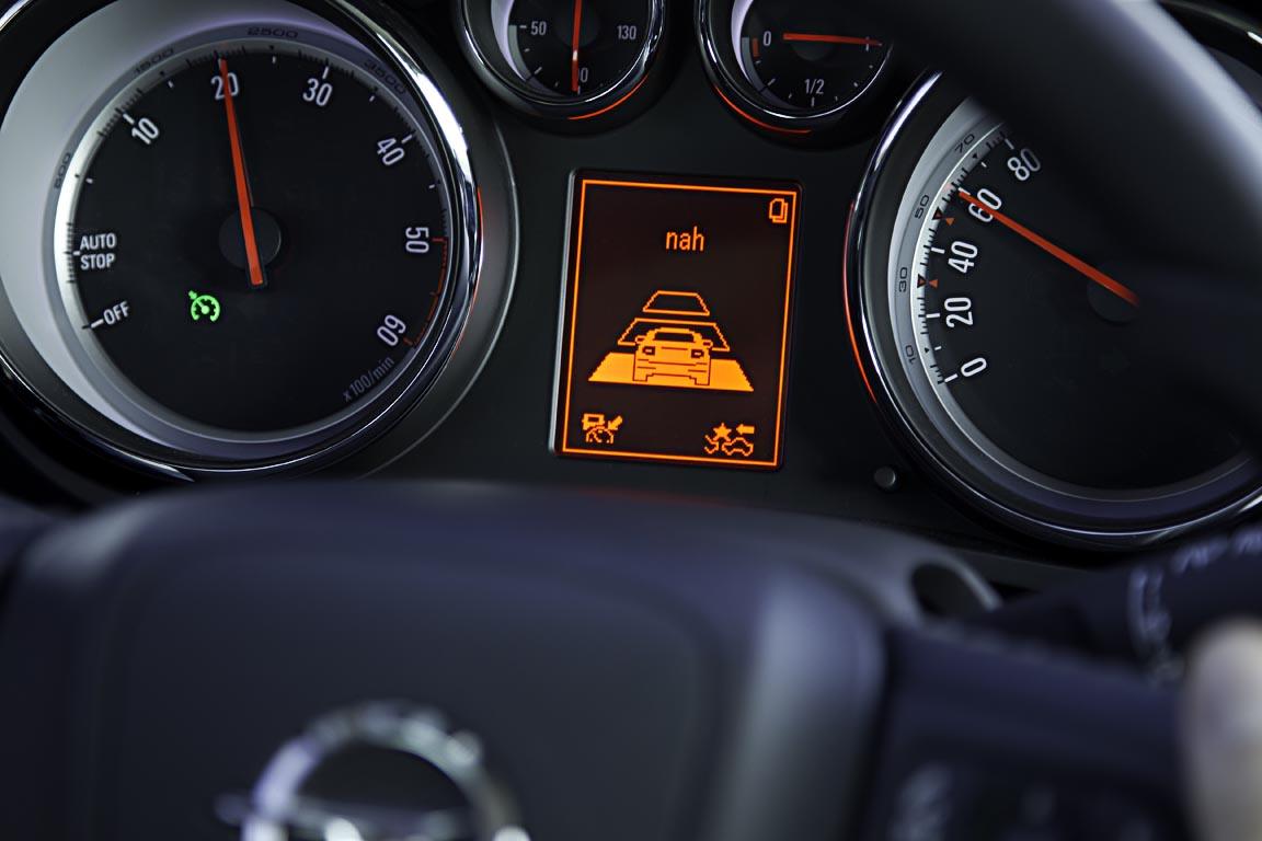 Opel Zafira Tourer:Дежавю