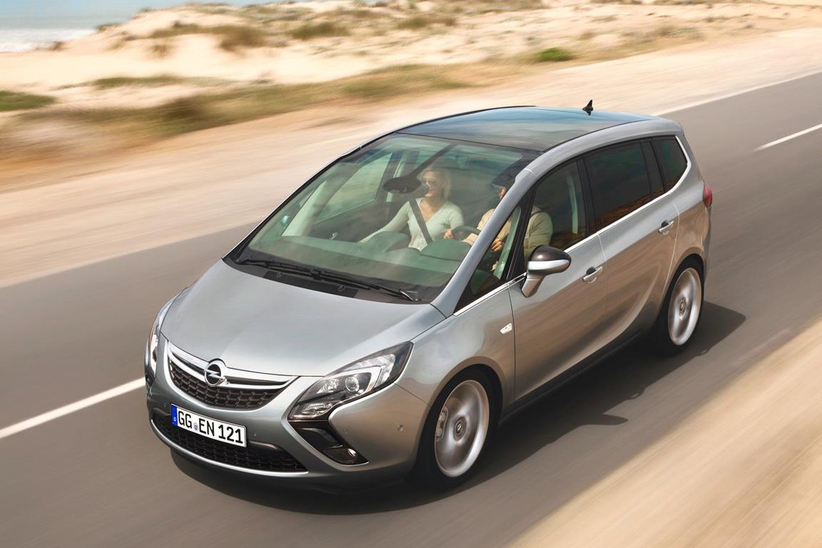 Opel Zafira Tourer / Опель Зафира Турер