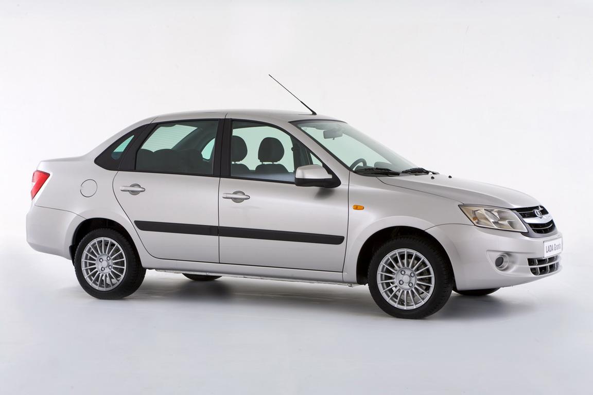 Lada Granta цена характеристики и фото описание модели