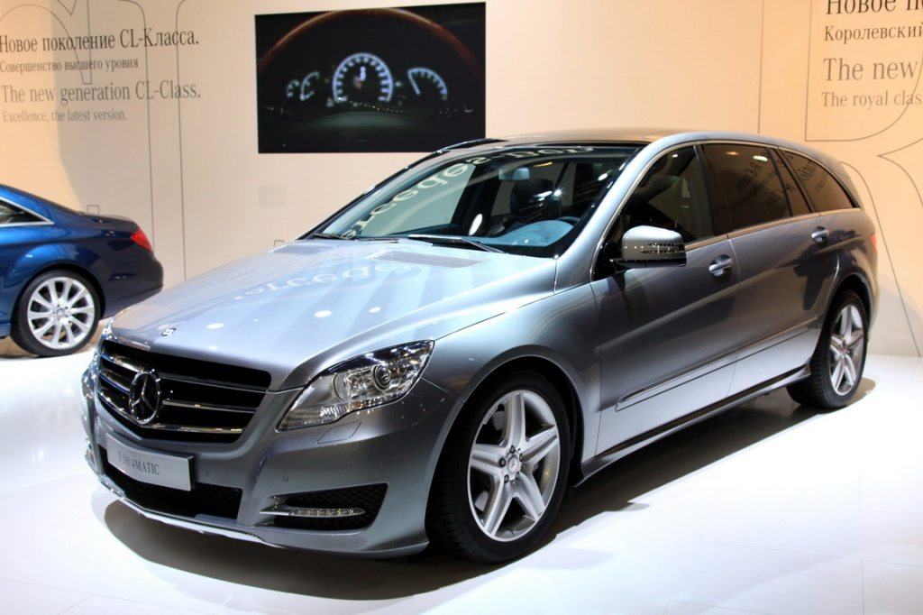Merccedes-Benz R-class 2010