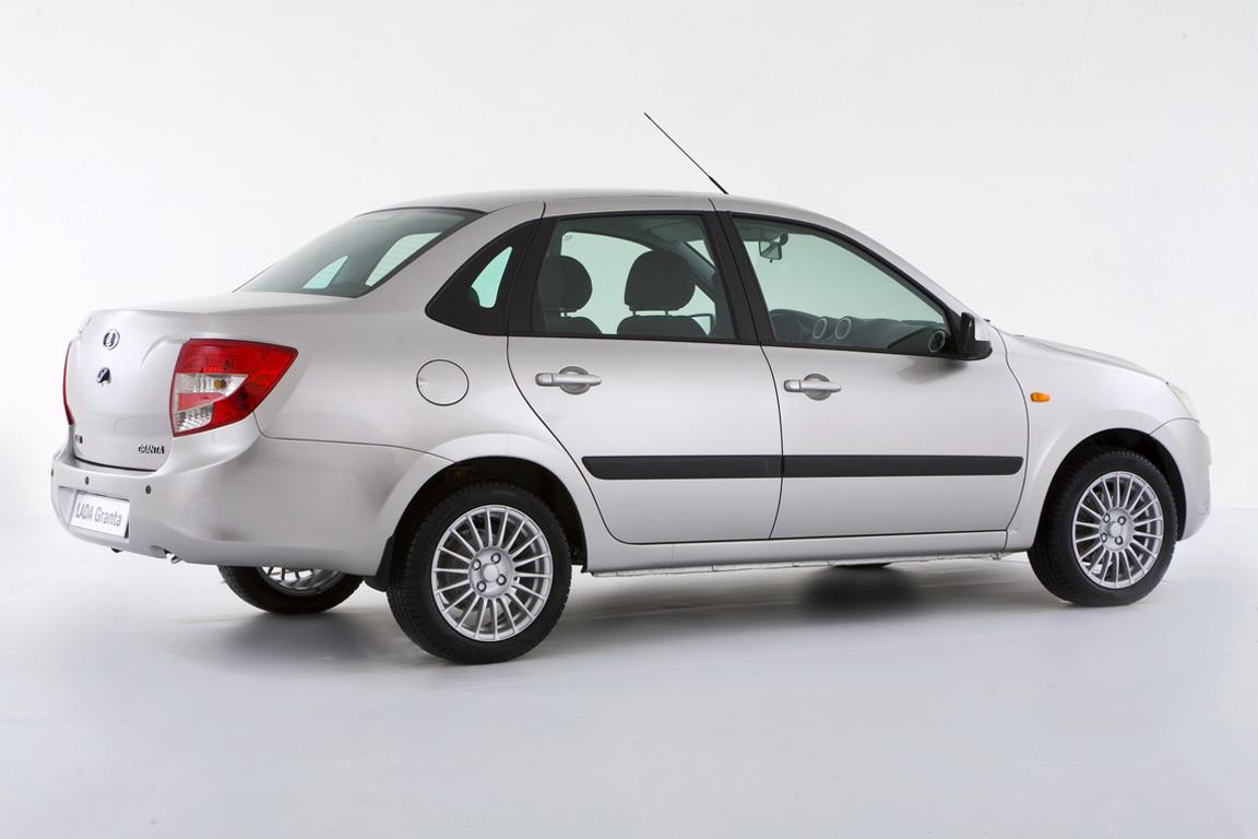 Lada Granta цена характеристики и фото описание модели авто