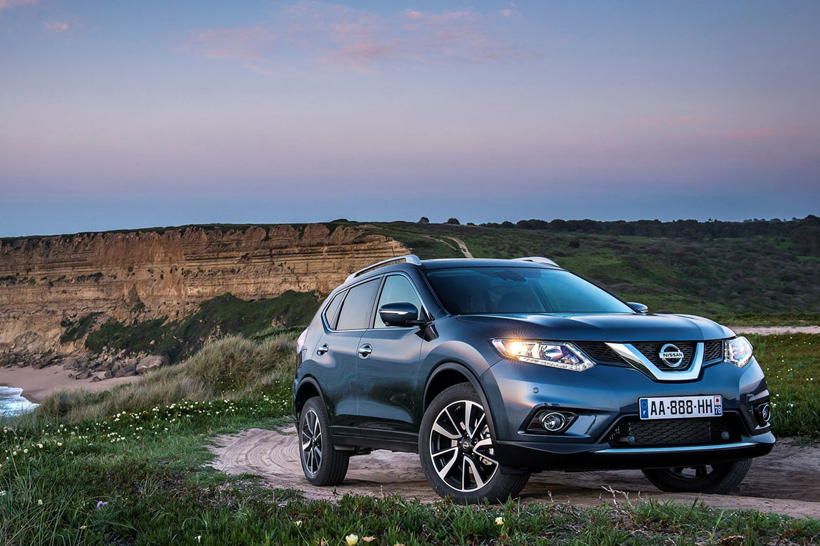 Nissan X-Trail: Новый формат приключений