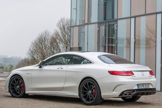 Купе Mercedes-Benz S 63 AMG