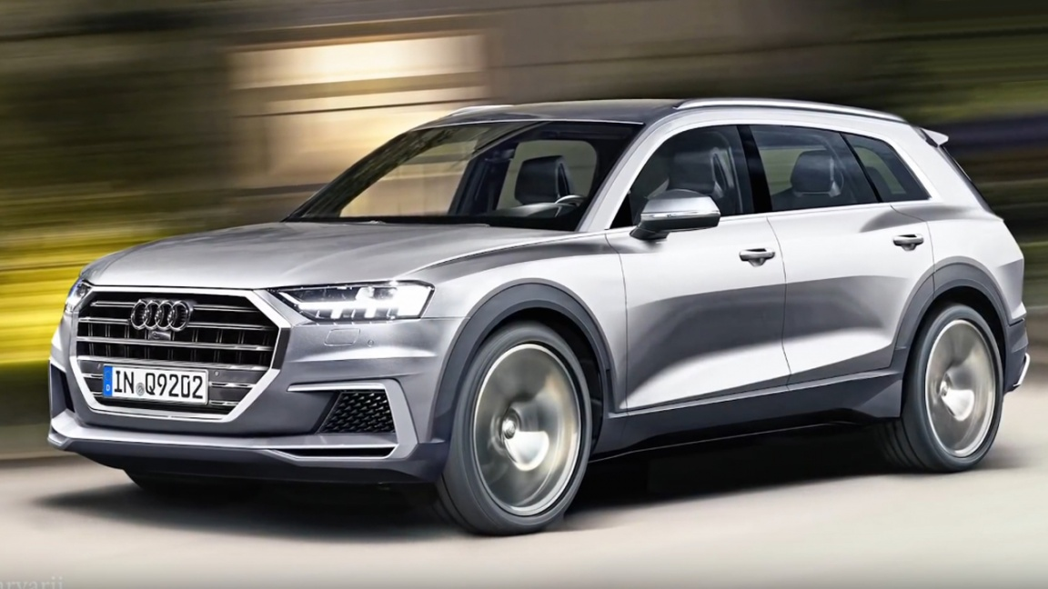 Audi Q9 концепт