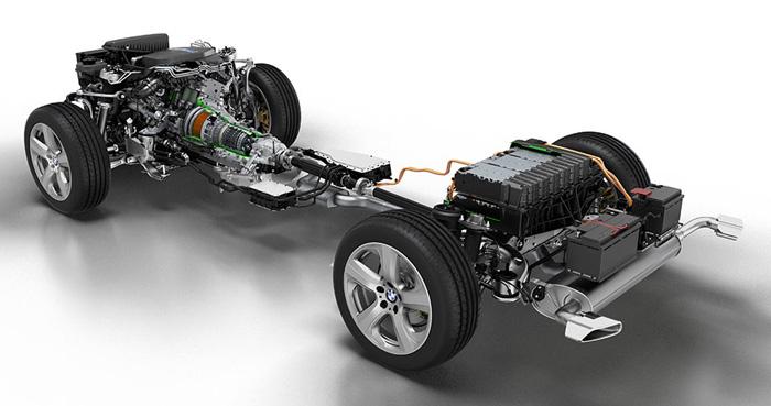 BMW 3-Series eDrive