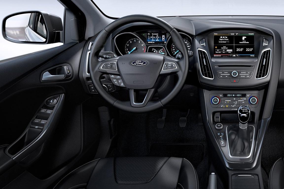 Ford Focus 4 (2015)