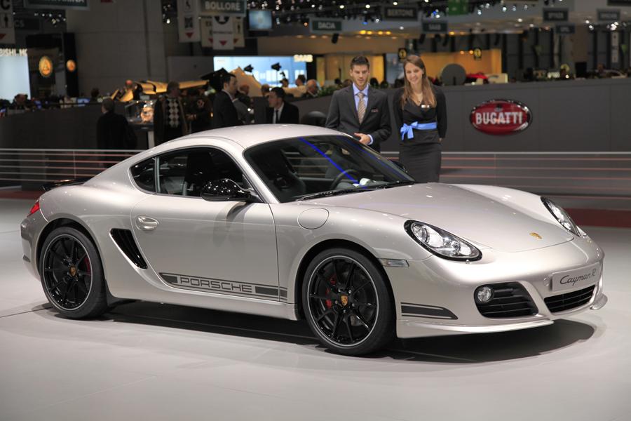 Porsche на Женевском Автосалоне 2011