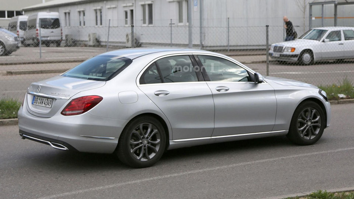 Новый Mercedes Benz C-Class