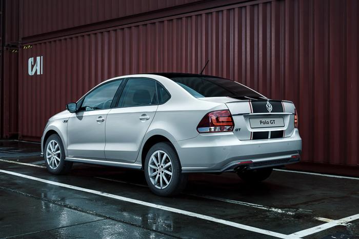Volkswagen представил новый Polo GT