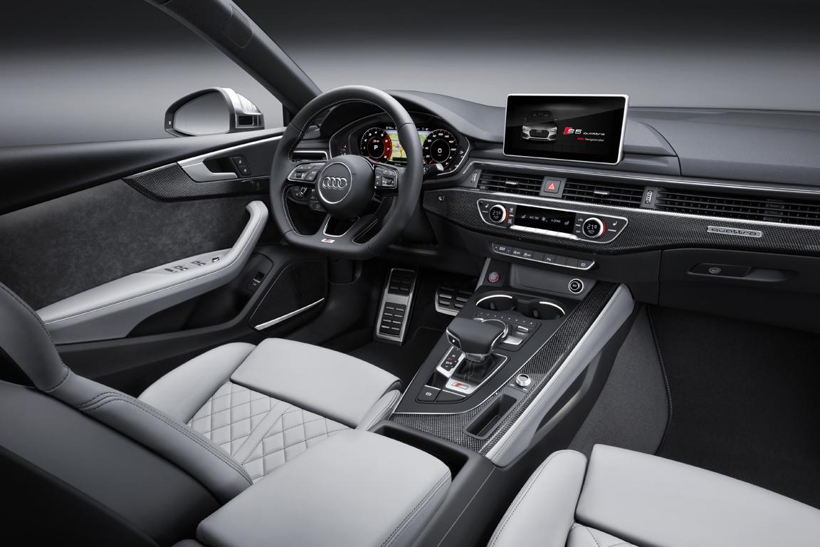 Audi S5 Sportback 2016  Ауди Спортбек