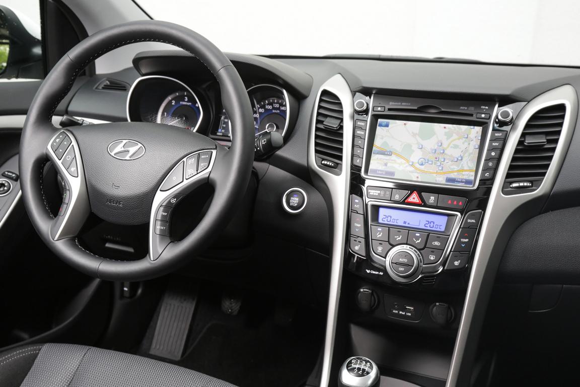 Hyundai i30 3 двери 2015