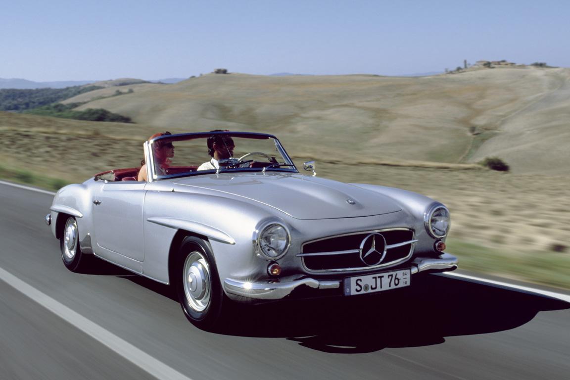 Mercedes-Benz SL 190
