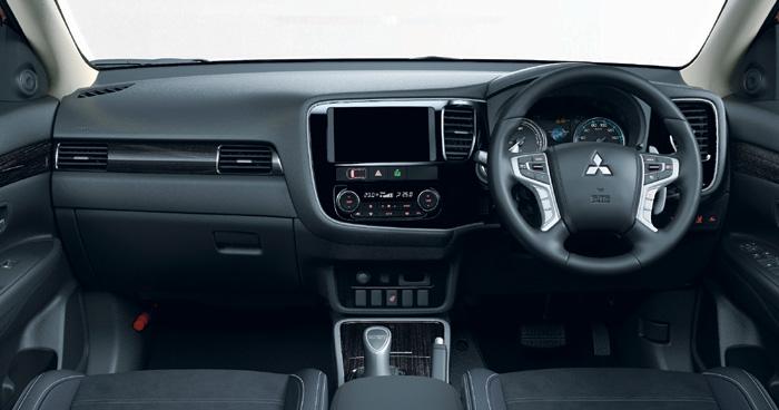 Новый Mitsubishi Outlander PHEV