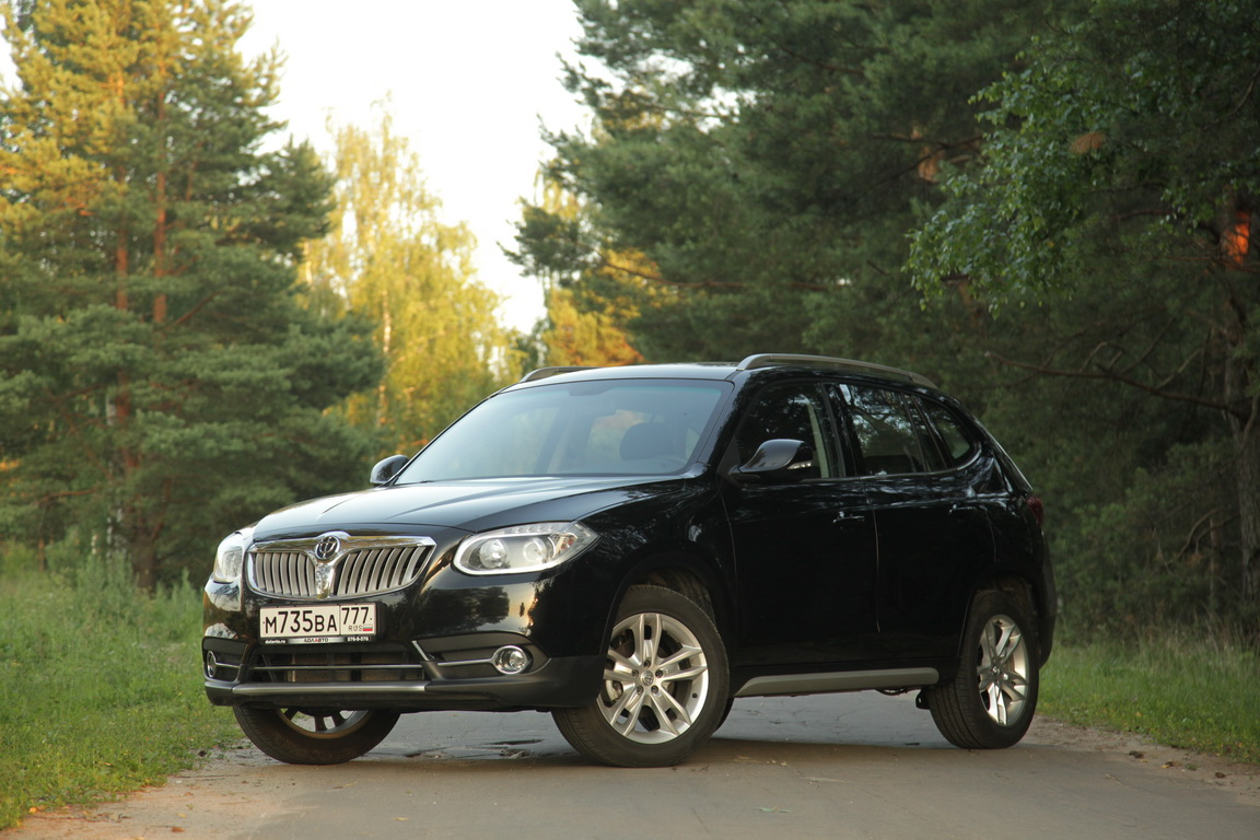 Brilliance V5: ���������� ����, �����
