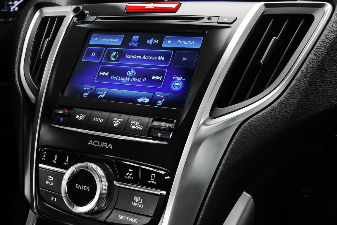 Acura TLX Акура