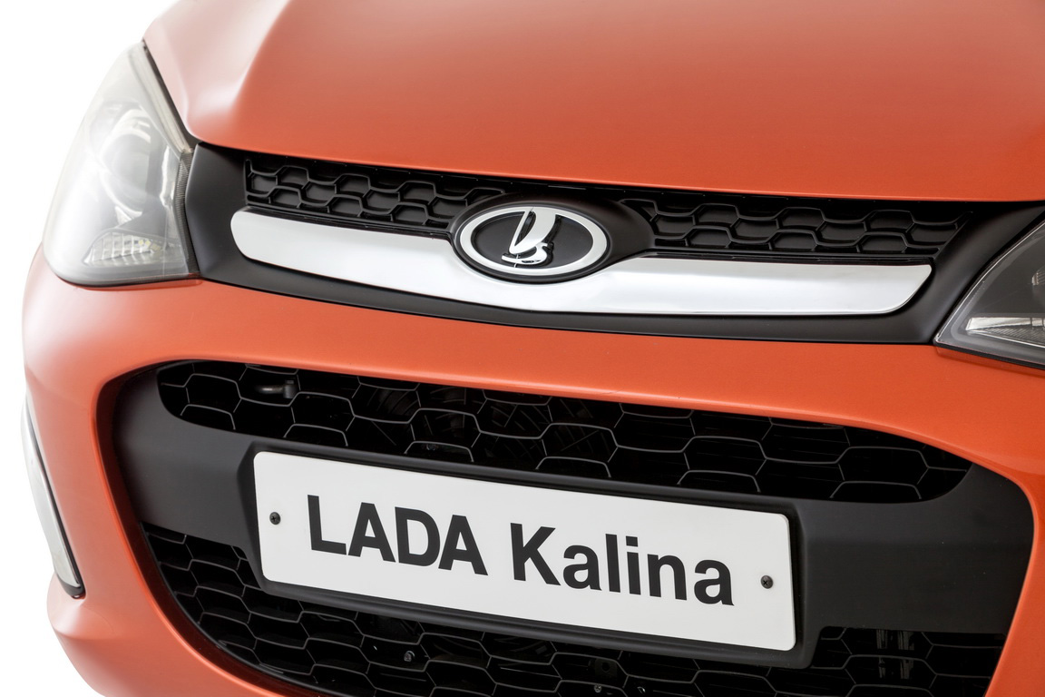 LADA Kalina 2013