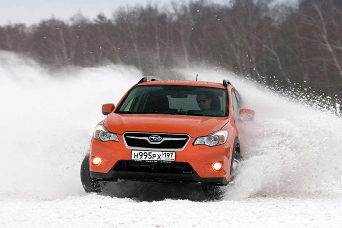 Subaru XV Active Edition