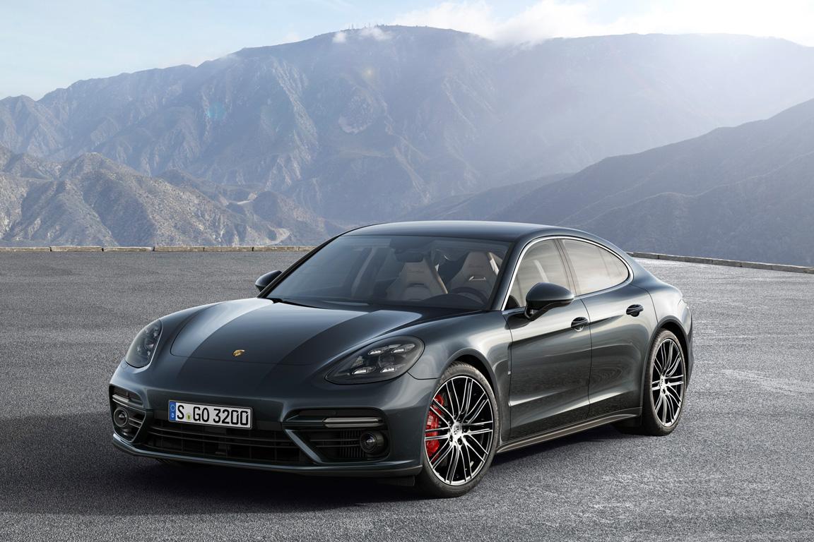 Porsche Panamera 2016