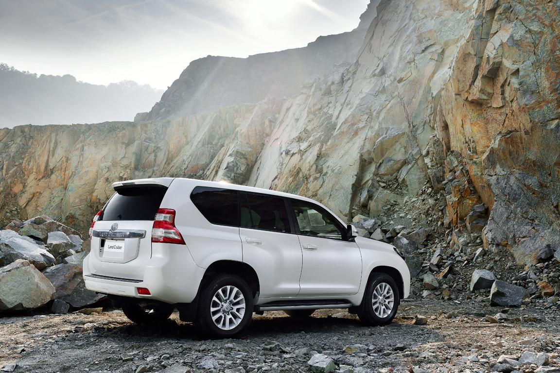 Toyota Land Cruiser Prado (2013)