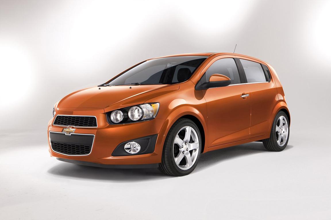 Chevrolet Aveo HB / Шевроле Авео HB