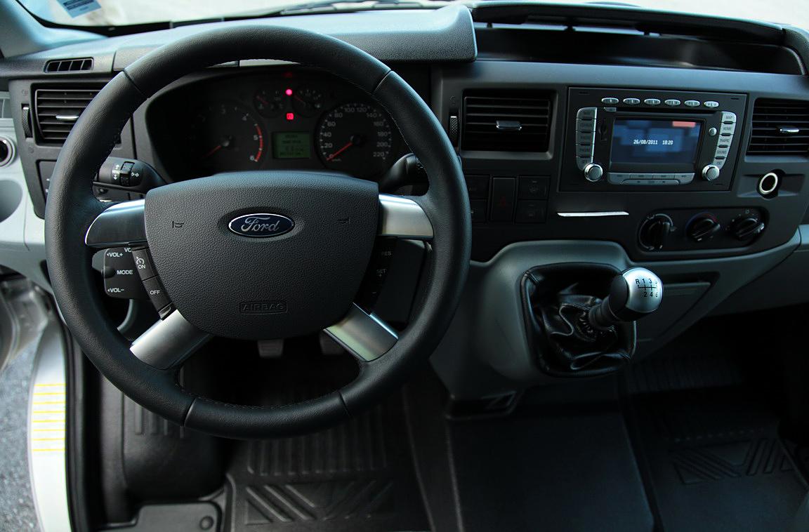 форд транзит цена