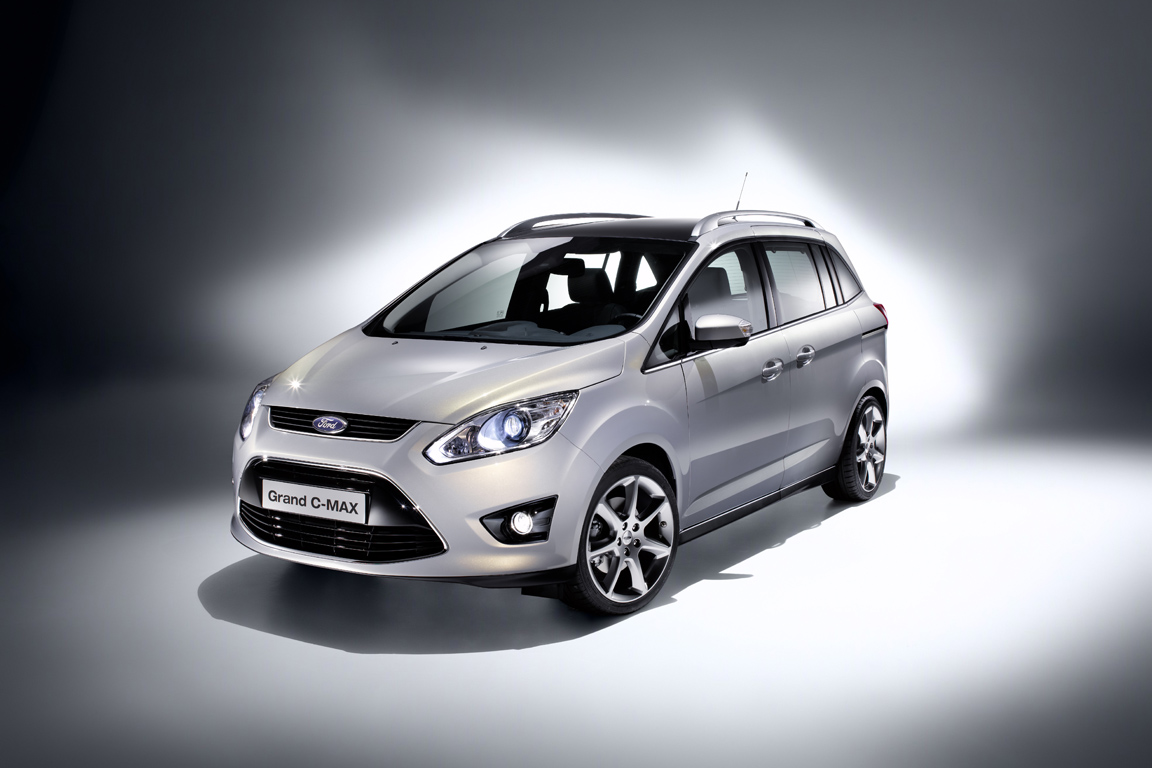 Ford Grand C-MAX 2010