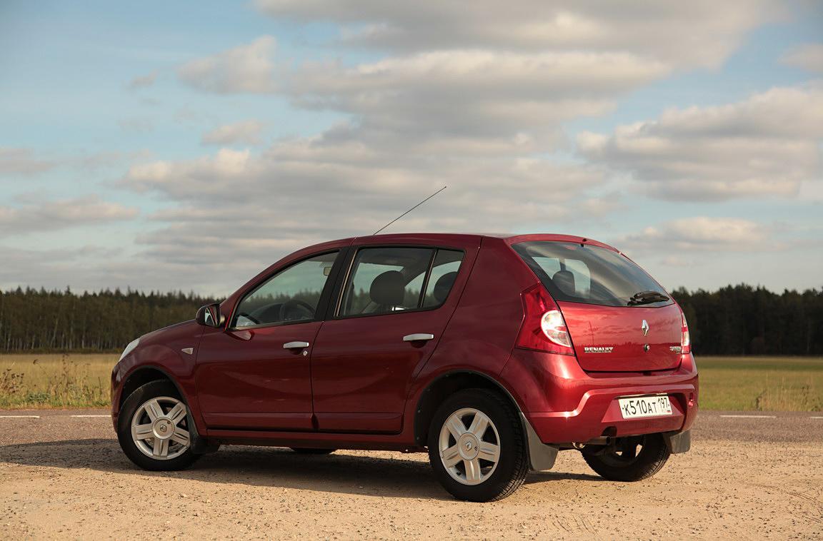 Renault Sandero: история длительных отношений 2
