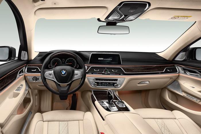 Новый BMW 7-Series