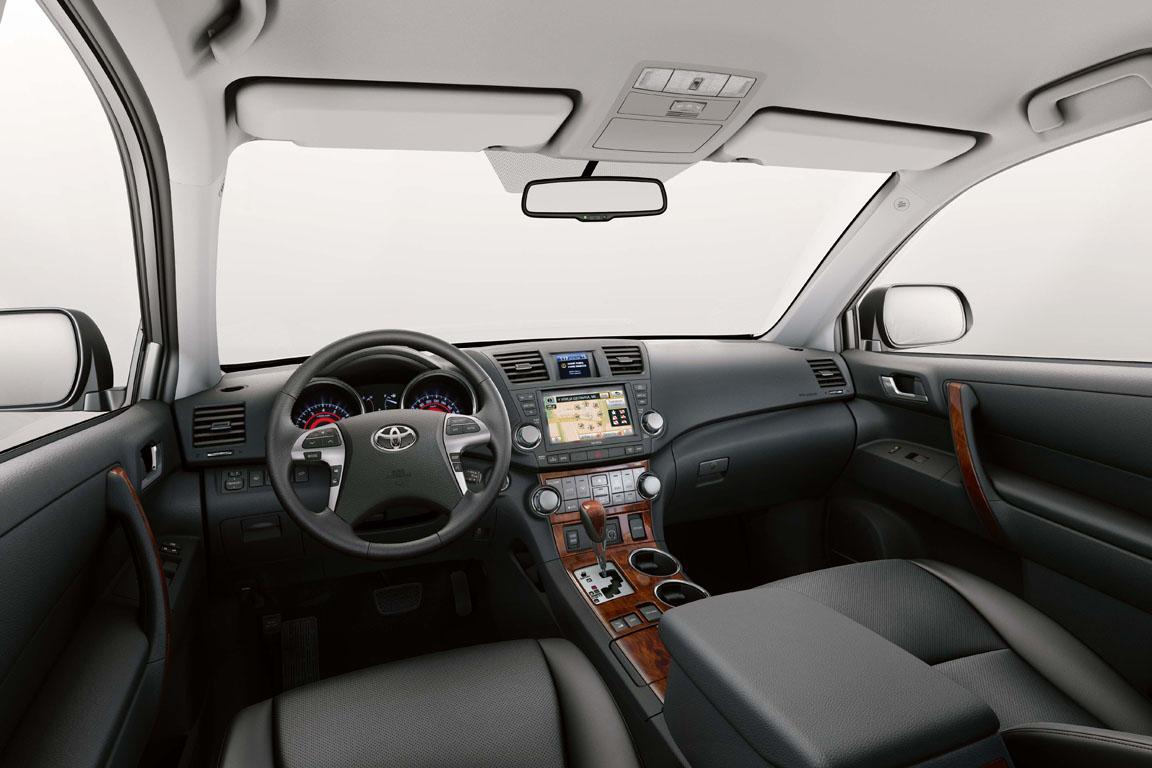 Toyota Highlander 2010