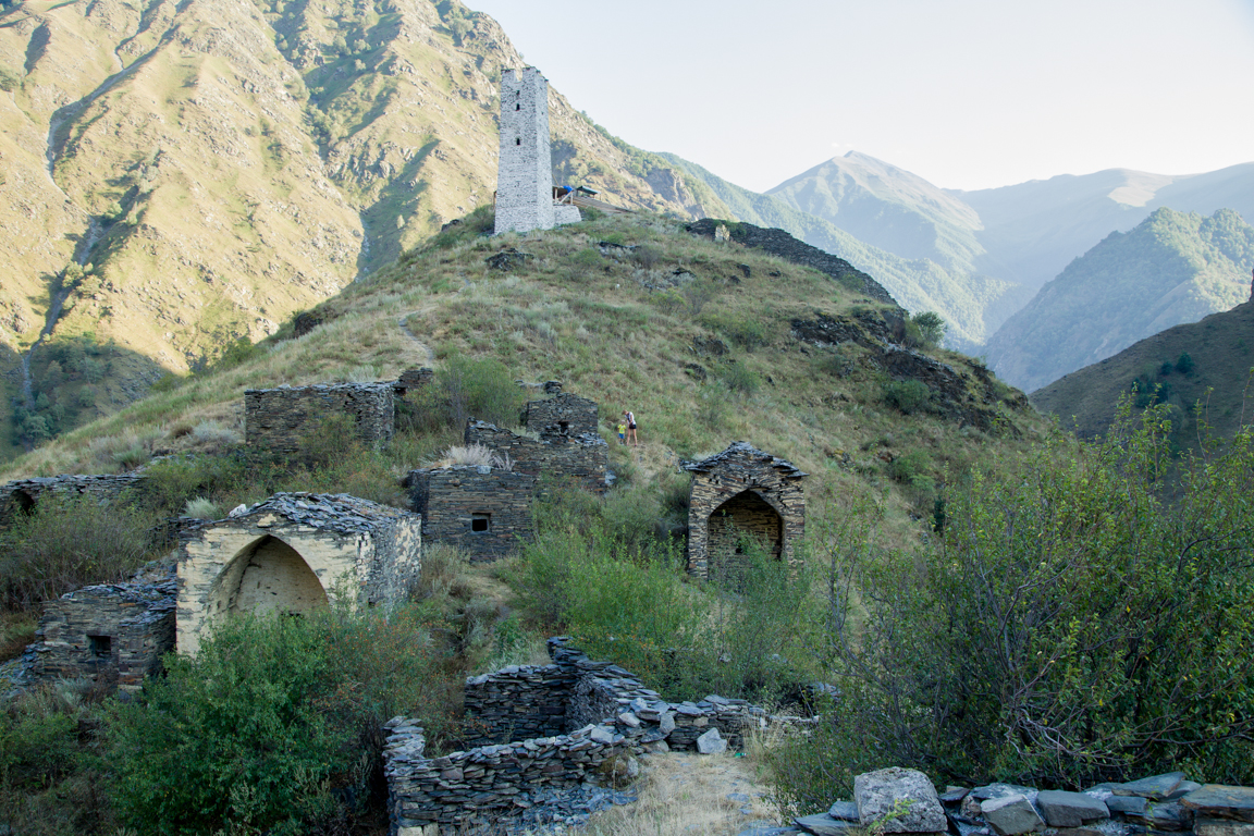 Skoda Yeti: Страна высоких гор