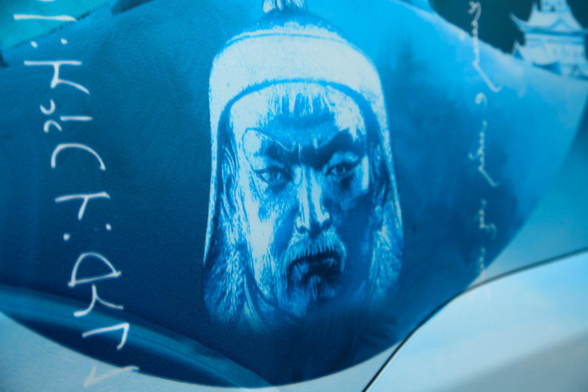 По пути Чингис Хана. День первый. Старт
