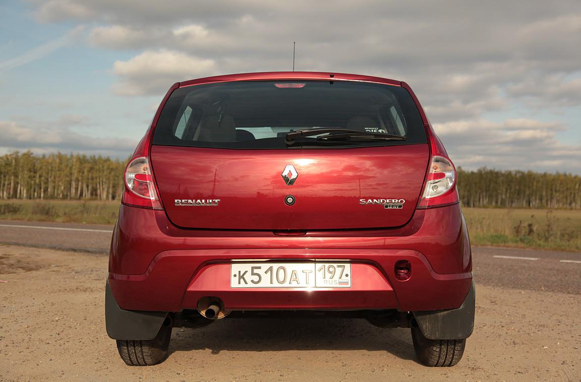 Renault Sandero / Рено Сандеро